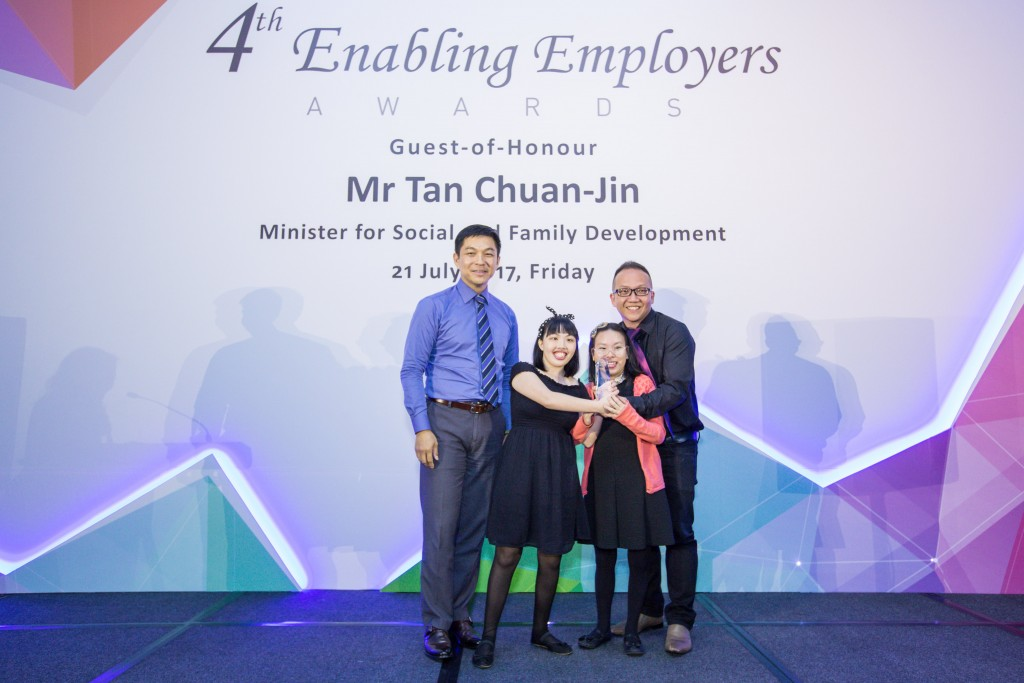 Enabling Employers Awards 2017